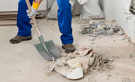 construction cleaning denver